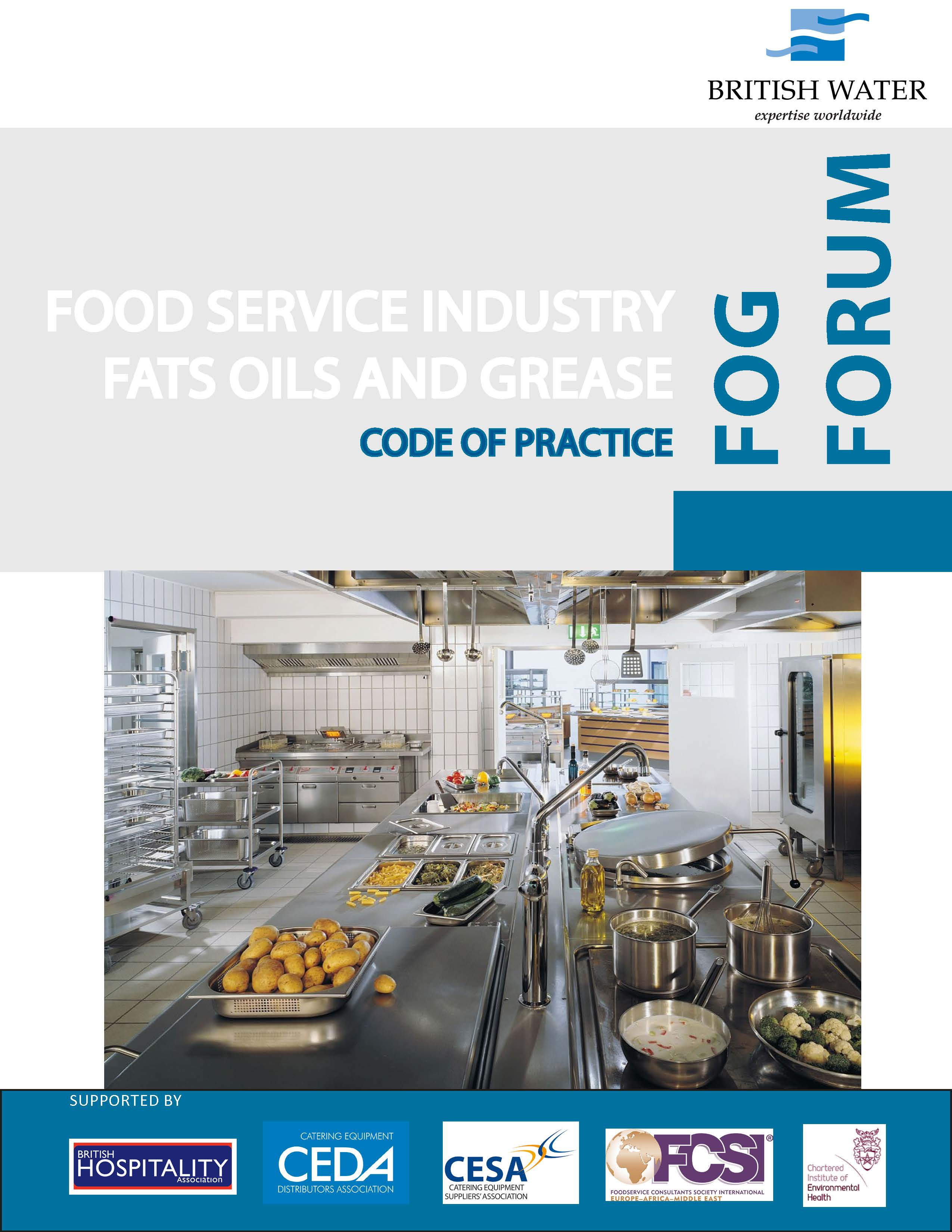 Pages from Food Service Industry FOG CoP